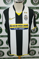 maglia calcio shirt maillot camiseta trikot JUVENTUS TG L