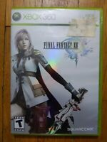 USED (Complete) Final Fantasy XIII (Microsoft Xbox 360) - Free Shipping