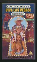 Coronation Street: Viva Las Vegas!, 1997 U.K. VHS Tape, Jack/Vera/Fiona/Maxine