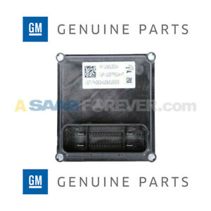 NEW ABS Brake Control Module GENUINE OEM TRAILBLAZER ENVOY RAINIER 9-7x 15813054