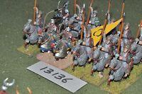 25mm renaissance / ottoman - cavalry 12 cavalry - cav (13136)