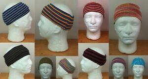 HANDMADE Stretchable Hippie Headband Bandana Bohemian Hair Elastic Boho HB1
