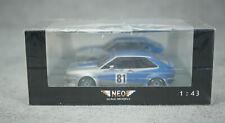 1:43 - NEO..Volkswagen Scirocco Gr. 2 Zender - DRM 1978..LIMITIERT...OVP/1 J 721