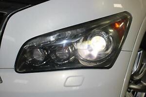 2011 12 13 INFINITI QX56 Xenon HID Lamp Driver LH Left Side (Headlight) OEM