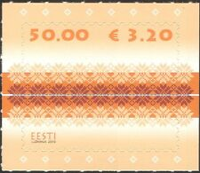 Estonia 2010 Textiles/Cloth/Design/Art/Definitives 1v s/a (ee1198)