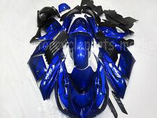Blue Flame Injection Fairing BodyFor Kawasaki Ninja ZX 14R ZZR1400 2006-2011 07