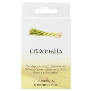 Citronella Incense Cones