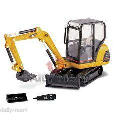 1/32 Norscot CAT Caterpillar 302.5 Mini Hydraulic Excavator Die Cast #55085
