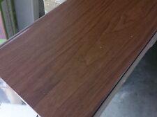 1 pcs Walnut PVC Wall Panel 2400x250x8mm - FOR VERANDAH RENOVATION!!