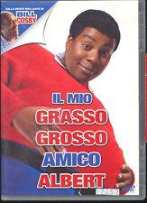 IL MIO GRASSO GROSSO AMICO ALBERT - DVD (USATO EX RENTAL)