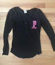 Victoria's Secret PINK Waffle Top XS