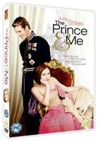 The Prince and Me DVD (2008) Julia Stiles, Coolidge (DIR) cert PG ***NEW***