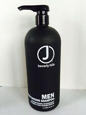 J Beverly Hills Men Daily Moisturizing Shampoo - 32oz LITER