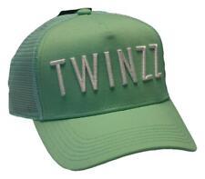 Twinzz - Twinzz 3D Mesh Trucker Cap Sent Sameday*