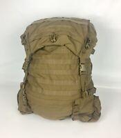 New USMC FILBE Main Pack Bag Backpack Rucksack Coyote Brown USGI ILBE