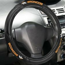 Denver Broncos Steering Wheel Cover Massage Grip