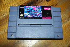 Jeu STREET FIGHTER II 2 pour Super Nintendo version NTSC (US)