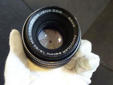 PANCOLAR ELECTRIC 1.8/50mm ZEISS JENA  LENS VINTAGE RARE M42 MOUNT