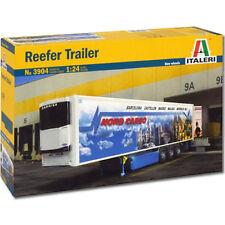 ITALERI Reefer Trailer 3904 1:24 Truck Model Kit