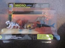 Animal Planet Micro Kingdom African Adventures Series1 COLLECTIABLE MINATURES 3+