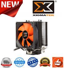 Xigmatek TYR SD962B CPU Heatsink Fan Intel LGA775/1150/1155/1156 AMD AM2/AM3/FM1