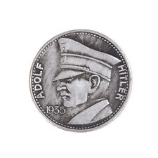 Silver Plated Coin Germany Hitler Commemorative Coin Collection Gift NB