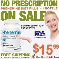 Adipex 37.5 Extreme Rapid Fast Weight Loss1  Phenemine Best Diet Pills That Work