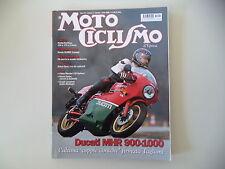 MOTOCICLISMO D'EPOCA 4/2008 PATON 125/BSA SUNBEAM 250/DUCATI MHR 900 1000