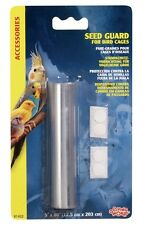 "Hagen Living World Bird Cage SEED GUARD 5"" x 80"" Easy Install & Removal"