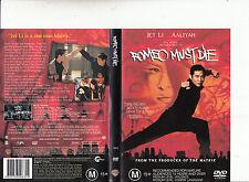 Romeo Must Die-2000-Jet Li-Movie-DVD