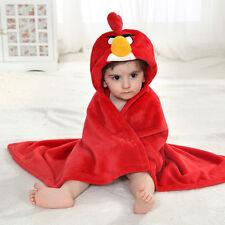 Baby Wrap Blanket bath wrap kids children toddler beach towel swaddle Sheets
