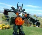 Vintage Hasbro 2003 Transformers Armada DARK GREEN Unicron MISSING PARTS 15\