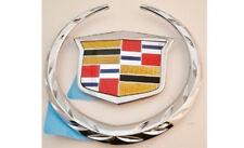 NEW!! Cadillac CTS WAGON 2010 11 12 2013!! Rear Wreath & Crest Emblem!!
