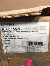 New Dtgnf323r Double Throw Transfer Switch 100a 240v Free Shipping Houston Stock