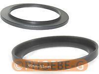 46mm to 52mm 46-52 mm Step Up Filter Ring  Adapter