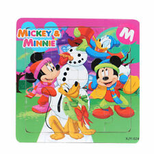 Mickey Mouse & Friends Kids Contemporary Jigsaw Puzzles