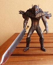 Guts Berserker Rage  Berserk 1/10 Unpainted Statue Figure Model Resin Kit RARE