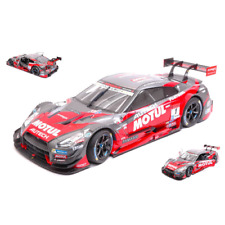 NISSAN GT-R N.1 2nd OKAYAMA SUPER GT500 2015 MATSUDA-QUINTARELLI 1:18