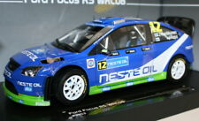 Sunstar 1/18 Diecast - 3953 - Ford Focus RS WRC Rally Finland 2010 Kankkunen #12