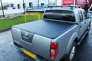 Soft Framed Tri Fold Tonneau Cover for Nissan Navara D40 Double Cab - 2005-2014