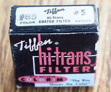 Tiffen Hi-Trans Series 5 Filter No. 85 | Ser V
