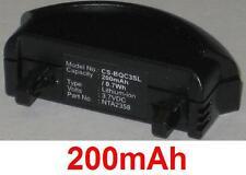 Battery 200mAh For Bose QC3, Bose QuietComfort 3 type 40229, NTA2358