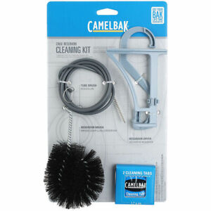 Camelbak Crux Reservoir Cleaning Kit includes brushes, hanger/dryer & tablets
