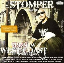 The Stomper Presents The New West Coast Compilation CD