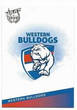 2017 Select Certified Base Card (209) CHECK LIST Western Bulldogs