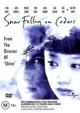 SNOW FALLING ON CEDARS New Dvd R4 ETHAN HAWKE YOUKI KUDOH ***