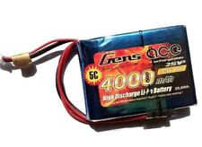 Gens ace Lipo Sender Akku 4000mAh 7.4V RX 2S1P - B-RX-4000-2S1P