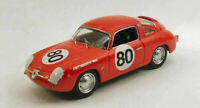 Model Car Scale 1:43 Fiat Abarth 750 Zagato N 80 Sebring vehicles diecast