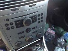 CD30 MP3 AUTORADIO OPEL Astra H GTC 1686 Diesel Z17DTH 126000 Km 74 Kw  ( 119526