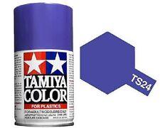 Tamiya TS-24 PURPLE Spray Paint Can 3 oz 100ml 85024 Mid-America Naperville